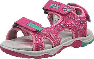 Jack Wolfskin Mädchen Acora Beach Sandal G Sport, Pink (Tropic Pink), 31 EU
