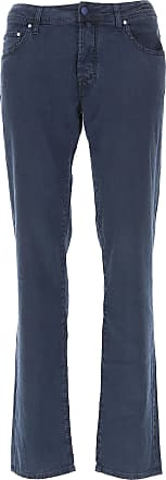 Pants for Men On Sale, Military Green, Cotton, 2017, US 31 - EU 47 US 32 - EU 48 US 36 - EU 52 US 38 - EU 54 Jacob Cohen
