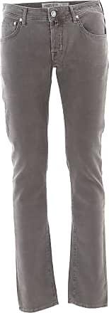 Pants for Men On Sale, Ocean Blue, Cotton, 2017, US 30 - EU 46 US 31 - EU 47 US 33 - EU 49 US 34 - EU 50 Jacob Cohen