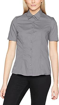 Pocket Tee, Chemise Femme, Brown, SDouble Agent