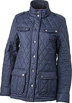 Ladies Padded Jacket, Blouson Femme, Bleu Royal,44(XXL)James & Nicholson