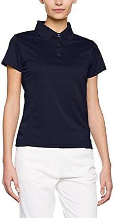 James & Nicholson Ladies Pima, Polo para Mujer, Azul (Navy Navy), 40 (Talla del Fabricante: Large)