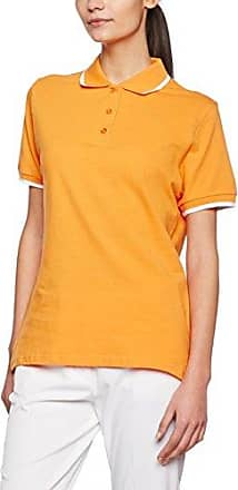 JAMES & NICHOLSON Polo Classic - Polo Homme, Jaune (light-yellow) - Large (Taille fabricant: Large)
