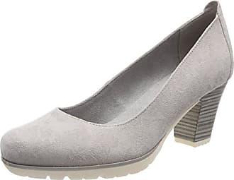 Zapatos grises Jana para mujer RLGRZowC