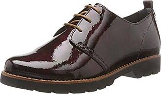 CUPLE 103089 Atros16525, Zapatos de Cordones Oxford para Mujer, Rojo (Fiocco), 41 EU