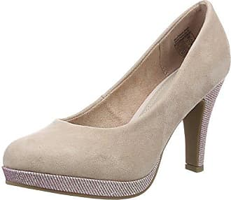 224 992, Zapatos de Tacón con Punta Cerrada para Mujer, Weiß (White), 39 EU Jane Klain
