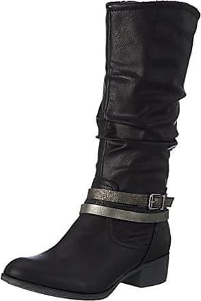 Jane Klain Damen Boot Combat, Schwarz (000 Black), 37 EU