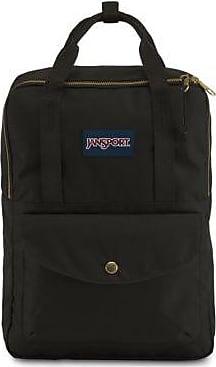 Jansport Marley Backpacks - Black/gold C8V4Wzot