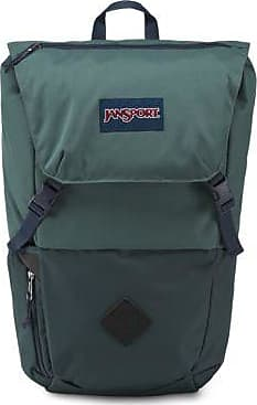 Jansport Pike Backpack Outside Bags - Frost Teal/dark Slate y3W8F3