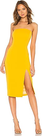 Thompson Midi Dress in Lemon. - size 0 (also in 00,2,4,6) Jay Godfrey