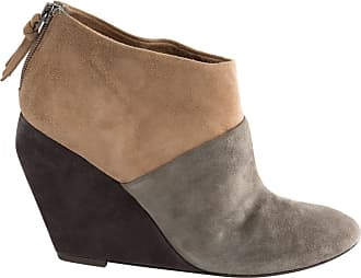 cheap sale how much Jean-Michel Cazabat Wedge Ankle Boots discount with mastercard outlet hot sale 2015 new professional for sale 9TTthHTN3q