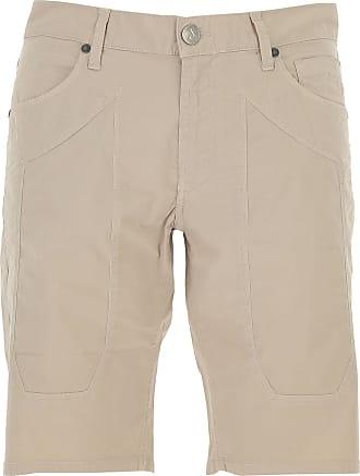 Shorts for Men, Beige, Cotton, 2017, 30 31 32 33 34 Jeckerson