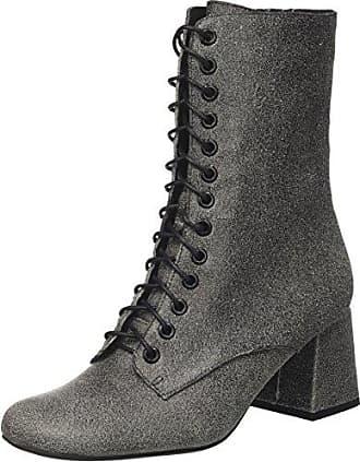 Jeffrey Campbell Legion Lo, Bottes Femme, (Leather Box Black), 39 EU