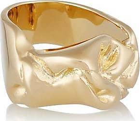 Jennifer Fisher Jennifer Fisher Woman Bow Gold-plated Ring Gold Size 6 5iizg