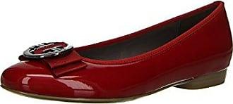 Damen Pisa Ballerina Rot + Lila; Mittel Größe 38.5 Rot (Rot) Jenny Insbesondere Rabatt IvTtLIp