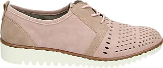 Chaussures En Dentelle Rose Jenny yklKj