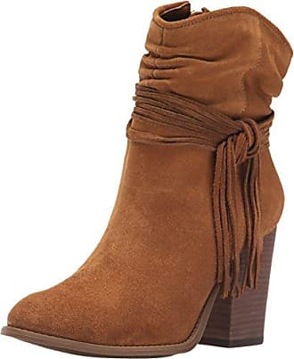 Frauen Cherrell Peep Toe Leder Fashion Stiefel Schwarz Groesse 5.5 US/36 EU Jessica Simpson GEZ6Ah0sN