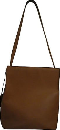 gebraucht - Kleine Handtasche in Ocker - Damen - Leder Jil Sander b7sZN