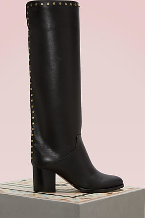Bottes en cuir Harlem 65Jimmy Choo London IK7Cu