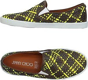Chaussures plates en cuir à sphère SilviaJimmy Choo London 65OPY9FXe