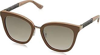 Jimmy Choo London Mayela/S Vh, Gafas de Sol para Mujer, Nudeglttnude, 50