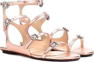 Sandali Breanne in tessuto Jimmy Choo London PCK1Evdi