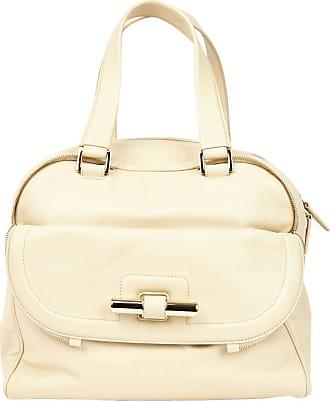 Jimmy Choo London Pre-owned - Leather travel bag tnJ1kH9Qf