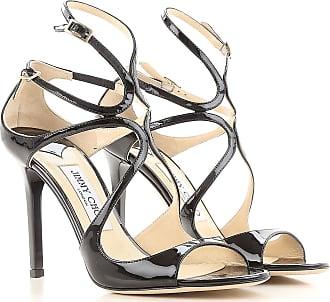 Sandales en cuir Blake 85Jimmy Choo London Qz6pVU
