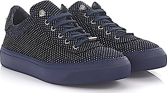 Sneakers for Men On Sale in Outlet, Black, Leather, 2017, 5.5 6.5 6.75 Jimmy Choo London