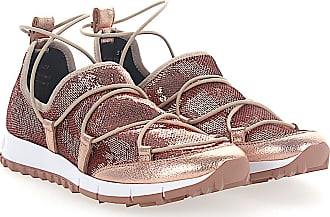 Sneakers Slip-On ANDREA sequins mesh ros bE4K8x6RX