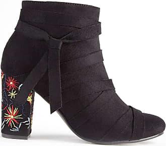 Stiefel, schwarz, EURO-Größen, schwarz Joe Browns