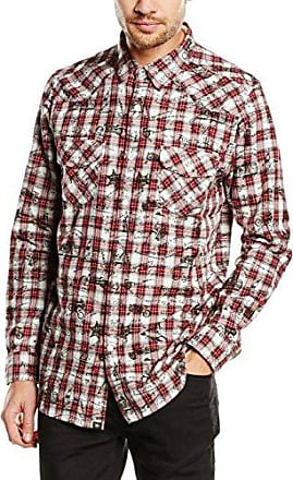 Joe Browns Road to Anywhere, Chemise Casual Homme, (A-Black), Medium (Taille Fabricant: Medium)
