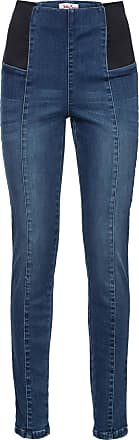 Shaping-Jeggings in blau von bonprix John Baner Jeanswear