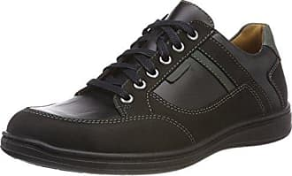 Jomos Credo, Zapatos de Cordones Oxford para Hombre, Multicolor (Schwarz/Shark 135-0042), 42 EU