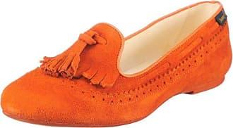 Janette J-17081, Damen Ballerinas, Orange (naranja), EU 33 Jonny's
