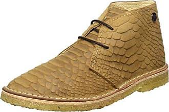 Jonny's London, Zapatos de Cordones Brogue Unisex Adultos, Marrn (Whisky 014), 41 EU