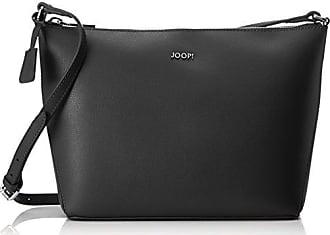JOOP! Pure Nila Shoulderbag Mhz, Sacs portés épaule femme, Schwarz (Black), 11x21x25 cm (B x H T)