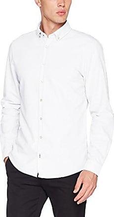 15 Jjsh-19Heli-W 10000580, Camisa Casual para Hombre, Marfil (Natural 101), L Joop