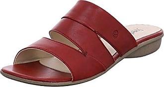 Josef Seibel 87512 Fabia 12 Klassicher Damen Leder Clog, Pantolette, Sommerschuh Schwarz (Black), EU 40