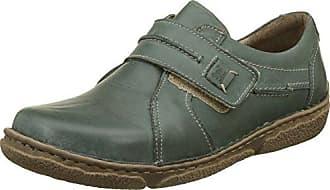 SMU-Neele 02, Zapatos de Cordones Derby para Mujer, Verde (Oliv 630), 42 EU Josef Seibel