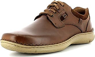 Elias 07, Desert Boots Homme - Marron - Braun (Moro), 46 EUJosef Seibel