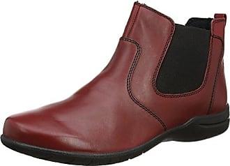 Josef SeibelSienna 03 - Zapato Botín Mujer, Color Rojo, Talla 38