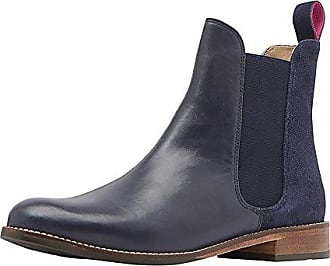 Finesse, Damen Chelsea Boots, Blau - Navy - Größe: 36.5 Generic