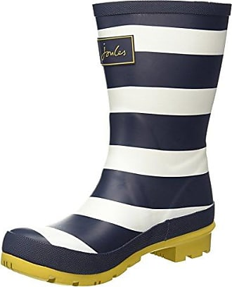 Tom Joule Damen Wellyprint Gummistiefel, Mehrfarbig (Multi Stripe), 38 EU