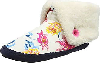Potter, Chaussons Montants Femme - Bleu (French Peony Floral), 38/39 EU (5-6 UK)Joules