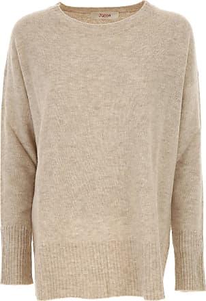 Sweater for Women Jumper On Sale, Sand, Wool, 2017, 10 12 8 Jucca