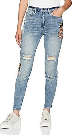 Juicy Couture Denim, Vaqueros Skinny para Mujer, Azul (Moonlight Wash 461), 56