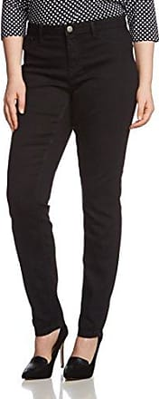 Junarose Jrqueen Nw Slim Jeans Black Supply-k, Mujer, Negro (Black), 44
