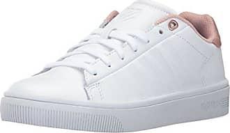 TPL Embroidered Triangle, Zapatillas para Mujer, Blanco (White 10), 36 EU Keds