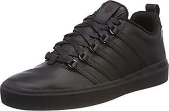 K Tribunal Suisse Cmf Chaussures De Sport Propres Pour Les Hommes - Noir - 39,5 Eu